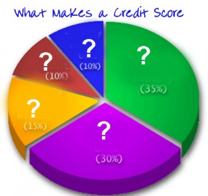 Credit Score what makes it