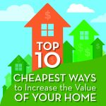 10 Cheap Ways to Increase a Home's Value